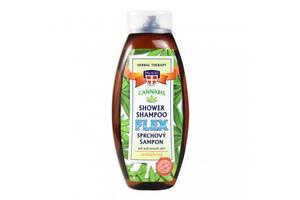 """Шампунь для волос с освежающим эффектом FLEX """"CANNABIS"""" 500 ml   BST 890011"""