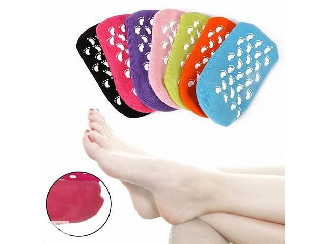 продам Spa носочки силиконовые в ассортименте SKL32-276030 бу в Харкові