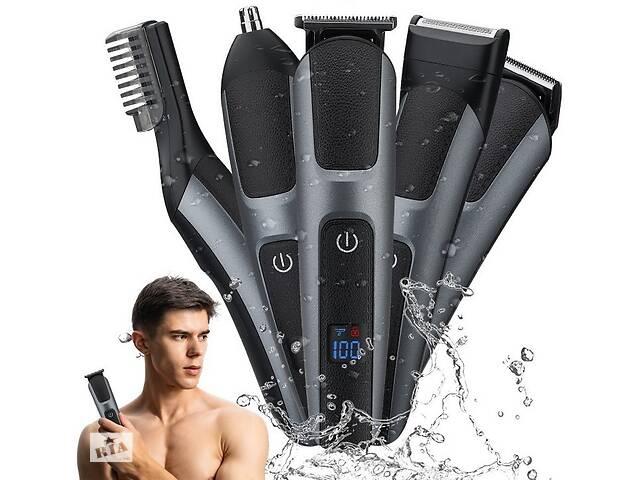 продам Триммер универсальный Resuxi 12-в-1 LCD Grooming Kit IPX5 100% водонепроницаемый бу в Харкові