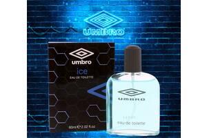 Туалетная вода для мужчин Umbro Ice 60ml EDT