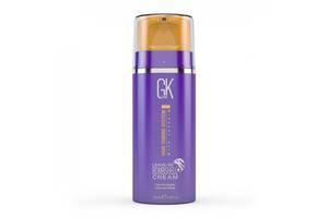 Увлажняющий крем для волос для осветленных и блондированных волос GKhair Leave in Bombshell Creme 100 мл (815401016525)