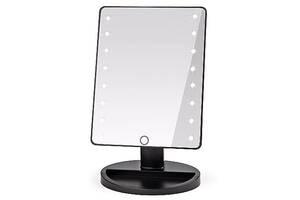 Зеркало для макияжа 16 ламп Large LED Mirror