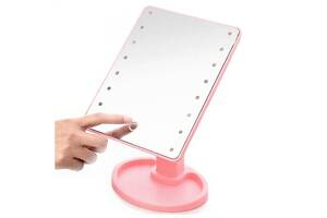 Зеркало с подсветкой 16 Led Large Led Mirror