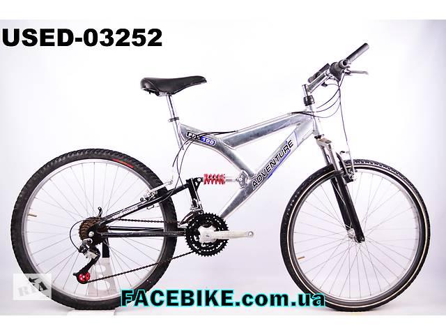 продам БУ Горный велосипед Adventure-из Германии бу в Києві