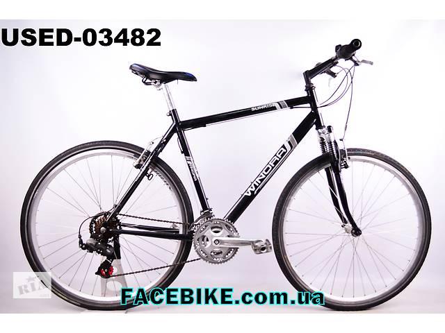 продам БУ Гибридный велосипед Winora-Гарантия,Документы бу в Киеве
