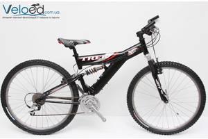 б/у Велосипеды-двухподвесы Trek