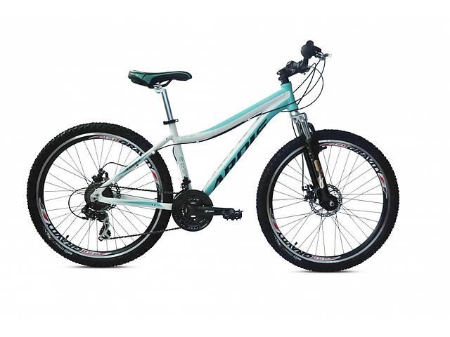 """продам Crossride Cleo 24"""" / рама 13"""" (голубой/черный) бу в Одессе"""