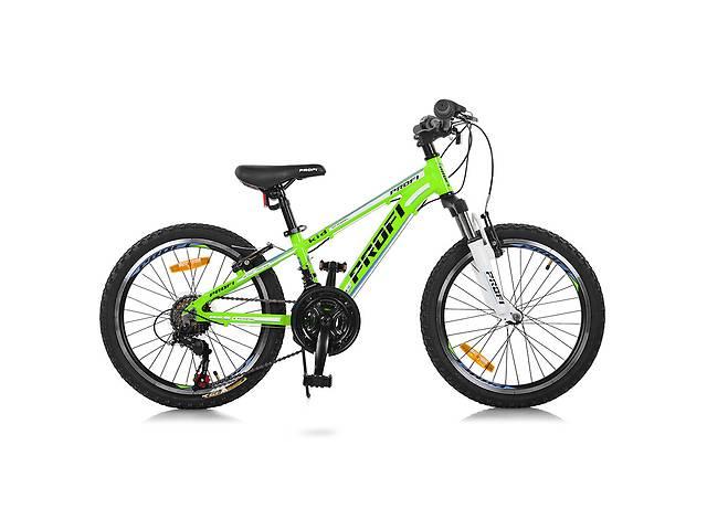 купить бу Детский спортивный велосипед 20 дюймов, Shimano,G20A315-L-2B в Одессе