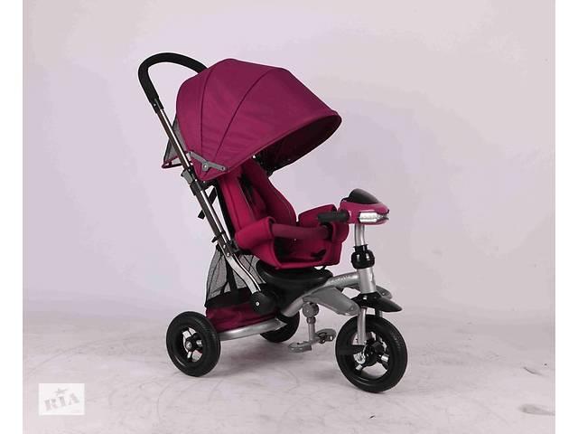 продам Детский трехколёсный велосипед T-350 CROSSER бу в Одессе