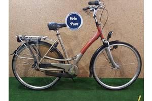 б/в Велосипеди гібриди Gazelle