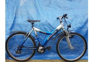 б/в Велосипеди-двопідвіси Crosswind