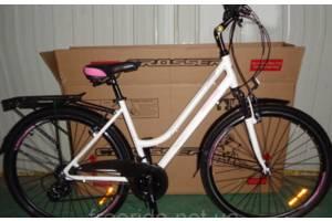 Городской велосипед Crosser City Life 28 дюймов Белый