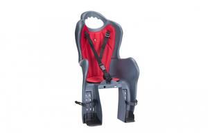 Кресло детское Elibas P HTP design на багажник темно-серый