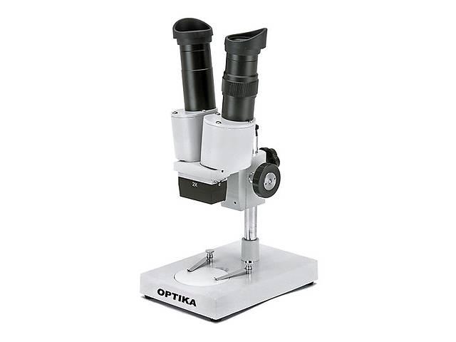 купить бу Микроскоп Optika S-10-P 20x-40x Bino Stereo в Одесі