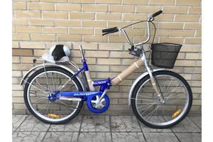 Новые Складные велосипеды Салют