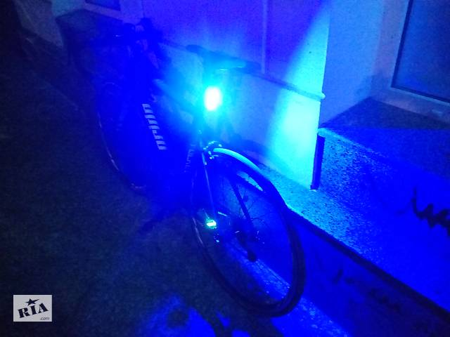 бу Супер яркий задний фонарь для велосипеда Goofy X7505 в Киеве
