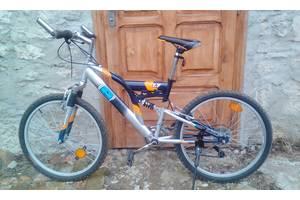 б/у Велосипеды подростковые Crosswind