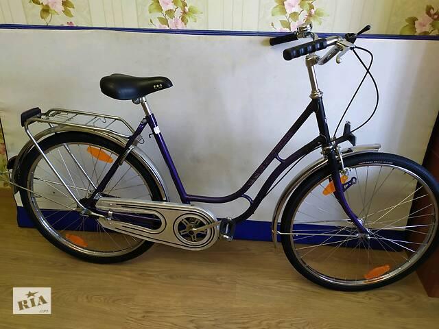 купить бу Велосипед дамка Butcher 26 планетарка 3 в Луцке
