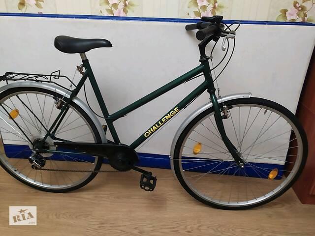 продам Велосипед дамка Challenge 28 бу в Луцьку