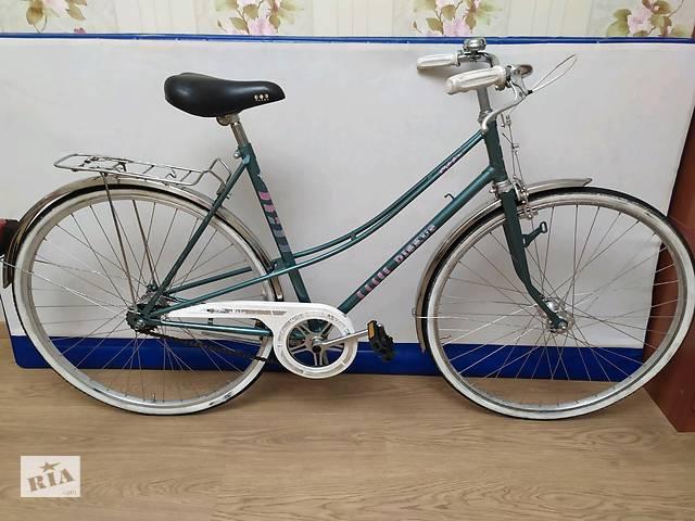 бу Велосипед дамка Diskus 28 без передач в Луцке