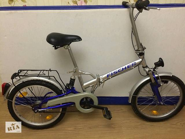 продам Велосипед Fischer 20 планетарка 3 сложный бу в Луцке