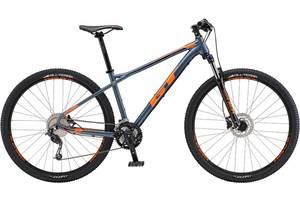 Нові Гірські велосипеди GT