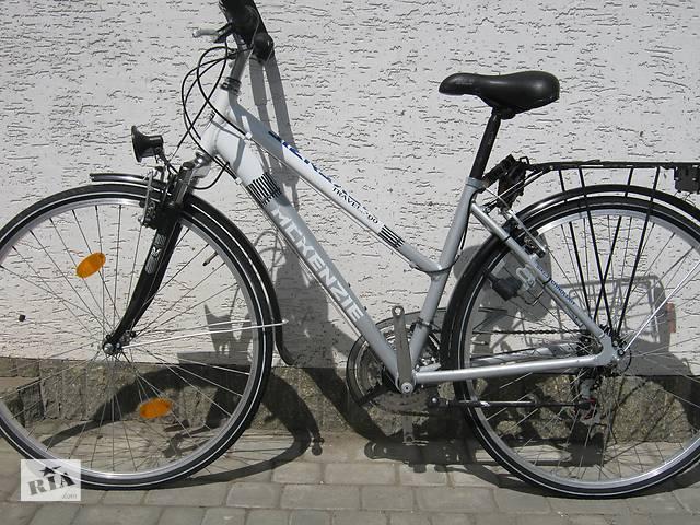 """продам Велосипед MC KENZIE 28""""з Німеччини(Алюмінієвий). бу в Турийске"""