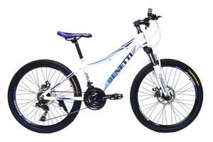 Новые Велосипеды подростковые Benneto