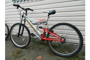 Велосипеды-двухподвесы