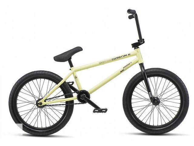 бу Велосипед WeThePeople BMX Reason 20.75 Matt pastel yellow 2019 в Дубні