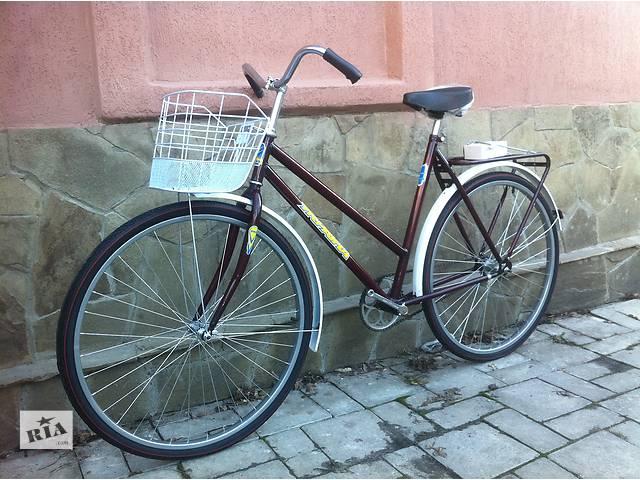 Жіночий Посилений велосипед Україна 28- объявление о продаже  в Харькове