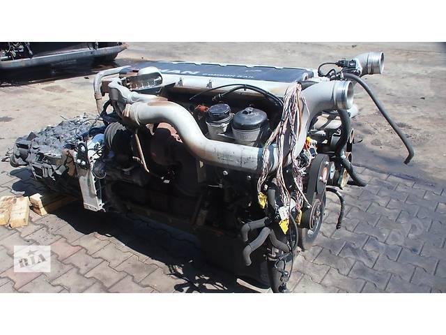 Двигатель MAN F Б/У- объявление о продаже  в Березному