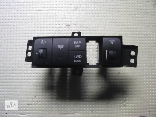 Блок кнопок в торпеду для легкового авто Hyundai Tucson- объявление о продаже  в Верхнеднепровске