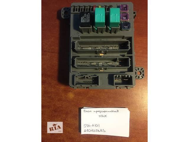 бу Блок предохранителей Acura MDX  stx-a101   a101028rs в Одессе