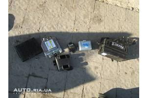 Блоки предохранителей Chevrolet Evanda