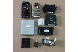 Блок управления двигателем Иммобилайзер замок  SUBARU LEGACY 2.0 2003 - 2009 ГОД Комплект под заказ 4-8 дн.