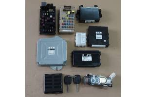 Блок управления двигателем Иммобилайзер замок  SUBARU LEGACY 2.5 2003 - 2009 ГОД Комплект под заказ 4-8 дн.