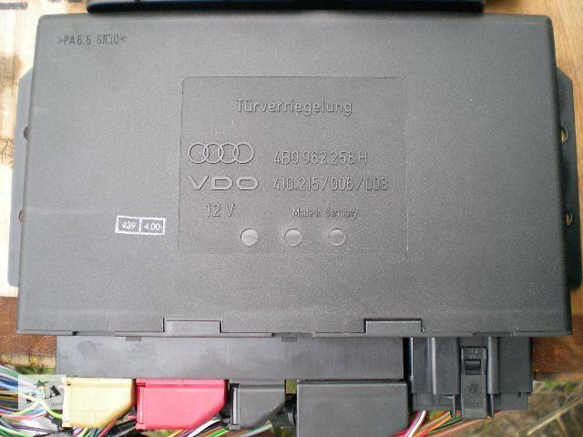 купить бу  Блок управления комфортом Audi A6 Allroad в Луцке