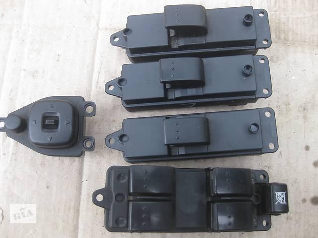 купить бу  блок управления стеклоподьёмниками кнопки двери зеркал Mazda 3 Мазда 3 в Львове
