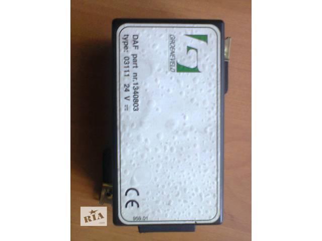 продам блок управління центральної мастилом DAF бу в Охтирці