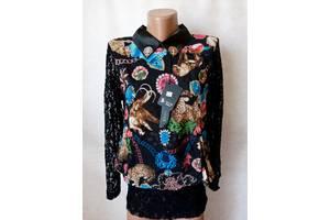 Блузы женские шифоновые №601. Размер 42,44,46,48.Цвета разные. От 8шт по 13грн.