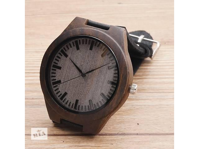 продам Bobo Bird эко-часы деревянный корпус , кожаный ремішок!!! бу в Львове