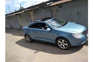 Бічні пороги для Volkswagen Eos