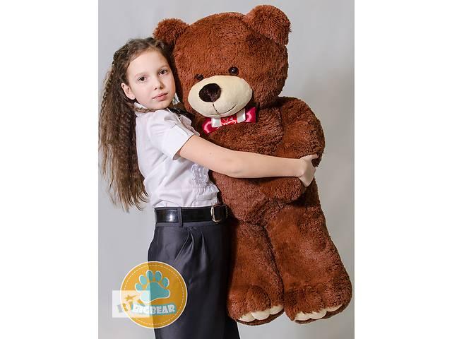 купить бу Большие плюшевые медведи  от производителя 130см. в Тернополе