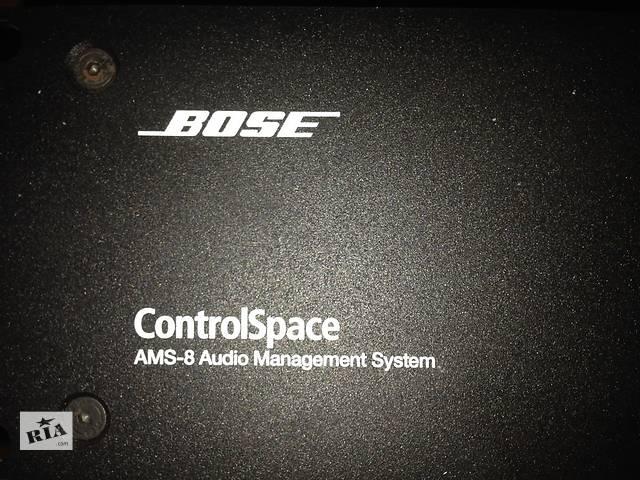 продам BOSE Controlspace AMS-8 II (звуковий процесор) бу в Киеве
