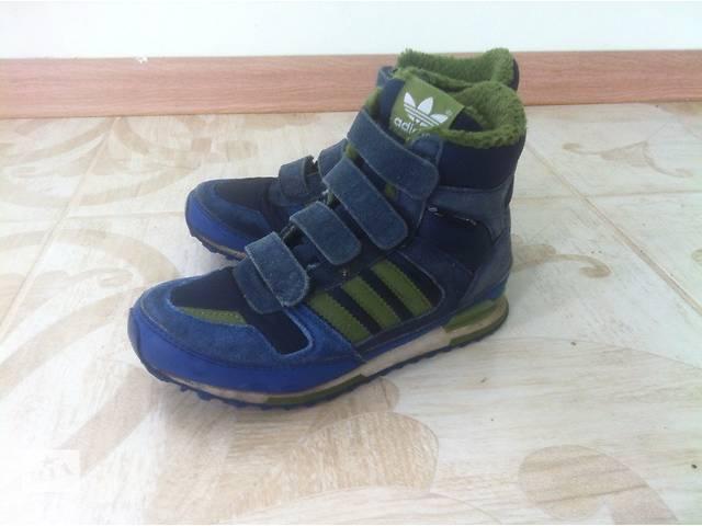 продам Ботинки Adidas Осень-Зима бу в Харькове