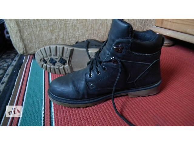 купить бу Ботинки зима в Черновцах