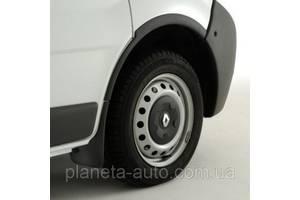 Новые Брызговики и подкрылки Renault Trafic