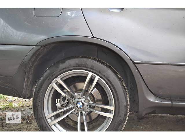 бу Брызговики и подкрылки BMW X5 е53 БМВ Х5 в Ровно