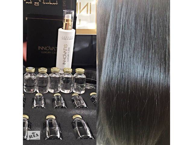 купить бу BTX-Hair Caviar Dreams Ботокс для волос INNOVATIS HAIR. LUXURY CARE в Одессе